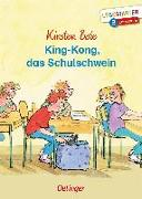 Cover-Bild zu King-Kong, das Schulschwein von Boie, Kirsten