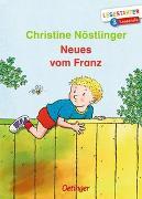 Cover-Bild zu Neues vom Franz von Nöstlinger, Christine