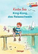 Cover-Bild zu King-Kong, das Reiseschwein von Boie, Kirsten
