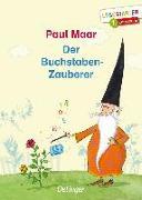Cover-Bild zu Der Buchstaben-Zauberer von Maar, Paul