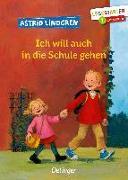 Cover-Bild zu Ich will auch in die Schule gehen von Lindgren, Astrid