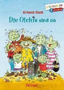 Cover-Bild zu Die Olchis sind da von Dietl, Erhard