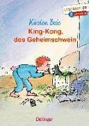 Cover-Bild zu King-Kong, das Geheimschwein von Boie, Kirsten