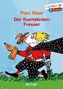 Cover-Bild zu Der Buchstaben-Fresser von Maar, Paul
