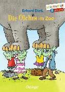 Cover-Bild zu Die Olchis im Zoo von Dietl, Erhard