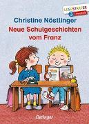 Cover-Bild zu Neue Schulgeschichten vom Franz von Nöstlinger, Christine