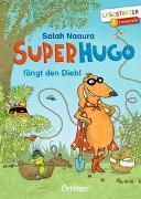 Cover-Bild zu Superhugo fängt den Dieb! von Naoura, Salah