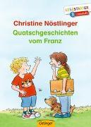 Cover-Bild zu Quatschgeschichten vom Franz von Nöstlinger, Christine