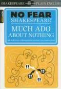 Cover-Bild zu No Fear Shakespeare: Much Ado About Nothing von Shakespeare, William