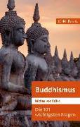 Cover-Bild zu Die 101 wichtigsten Fragen: Buddhismus von Brück, Michael von