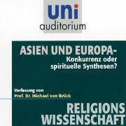 Cover-Bild zu Asien und Europa (Audio Download) von Brück, Michael von