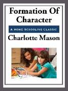 Cover-Bild zu Mason, Charlotte: Formation of Character (eBook)