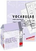 Cover-Bild zu SCHUBI VOCABULAR von Naef, Anja (Illustr.)