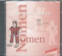 Cover-Bild zu Rund ums Nomen. 180 interaktive Übungen und Diktate von Hall, Marlies