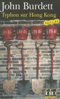 Cover-Bild zu Typhon Sur Hong Kong von Burdett, John