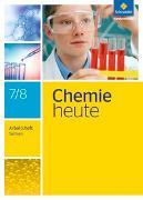 Cover-Bild zu Chemie heute 7 / 8. Arbeitsheft. Sachsen
