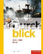 Cover-Bild zu Durchblick Geschichte 1. Schülerband. CH von Davanzo, Eva