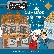 Cover-Bild zu Detektivbüro LasseMaja - Das Diamantengeheimnis (Audio Download) von Widmark, Martin