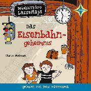 Cover-Bild zu Detektivbüro LasseMaja - Das Eisenbahngeheimnis (Audio Download) von Widmark, Martin