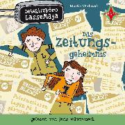 Cover-Bild zu Detektivbüro LasseMaja - Das Zeitungsgeheimnis (Audio Download) von Widmark, Martin