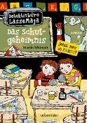 Cover-Bild zu Detektivbüro LasseMaja - Das Schulgeheimnis von Widmark, Martin