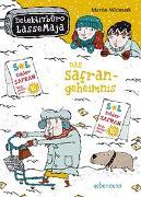 Cover-Bild zu Detektivbüro LasseMaja - Das Safrangeheimnis von Widmark, Martin
