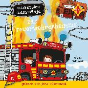Cover-Bild zu Detektivbüro LasseMaja - Das Feuerwehrgeheimnis (Audio Download) von Widmark, Martin