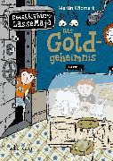 Cover-Bild zu Detektivbüro LasseMaja - Das Goldgeheimnis (Bd. 10) (eBook) von Widmark, Martin