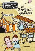 Cover-Bild zu Detektivbüro LasseMaja - Das Zirkusgeheimnis (Bd. 6) (eBook) von Widmark, Martin