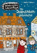 Cover-Bild zu Detektivbüro LasseMaja - Das Diamantengeheimnis (Bd. 3) (eBook) von Widmark, Martin