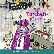 Cover-Bild zu Detektivbüro LasseMaja - Das Kirchengeheimnis (Audio Download) von Widmark, Martin