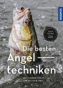 Cover-Bild zu Die besten Angeltechniken von Bötefür, Markus