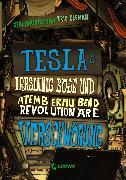 Cover-Bild zu Elfman, Eric: Teslas irrsinnig böse und atemberaubend revolutionäre Verschwörung (eBook)