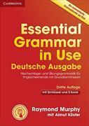 Cover-Bild zu Essential Grammar in Use. Deutsche Ausgabe von Murphy, Raymond