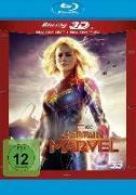 Cover-Bild zu Captain Marvel von Boden, Anna