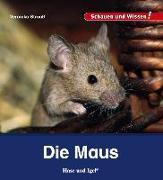 Cover-Bild zu Die Maus von Straaß, Veronika