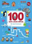 Cover-Bild zu 100 Gute-Laune-Rätsel für die Vorschule von Hein, Elena (Übers.)