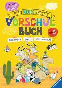 Cover-Bild zu Mein neues großes Vorschulbuch von Jebautzke, Kirstin