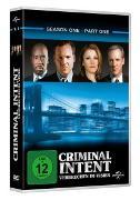 Cover-Bild zu Criminal Intent Verbrechen im Visier Season 1.1 von Courtney Vance (Schausp.)