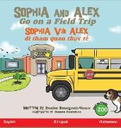 Cover-Bild zu Sophia and Alex Go on a Field Trip von Bourgeois-Vance, Denise