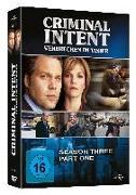 Cover-Bild zu Criminal Intent Verbrechen im Visier Season 3.1 von Courtney Vance (Schausp.)