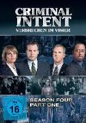 Cover-Bild zu Criminal Intent - Verbrechen im Visier - S 4.1 von Courtney Vance (Schausp.)