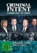 Cover-Bild zu Criminal Intent - Verbrechen im Visier Season 4.2 von Courtney Vance (Schausp.)