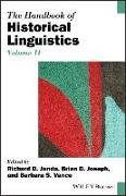 Cover-Bild zu The Handbook of Historical Linguistics, Volume II von Janda, Richard D. (Hrsg.)