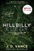 Cover-Bild zu Hillbilly Elegy [movie tie-in] von Vance, J. D.