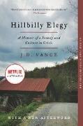 Cover-Bild zu Hillbilly Elegy (eBook) von Vance, J. D.