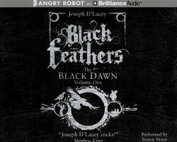 Cover-Bild zu Black Feathers von D'Lacey, Joseph