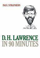 Cover-Bild zu D. H. Lawrence in 90 Minutes von Strathern, Paul