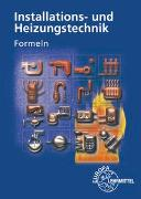 Cover-Bild zu Formeln Installations- und Heizungstechnik von Blickle, Siegfried