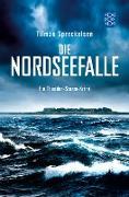 Cover-Bild zu Die Nordseefalle (eBook) von Spreckelsen, Tilman